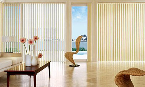Choose Vertical Blinds For Patio Doors Amp Large Windows