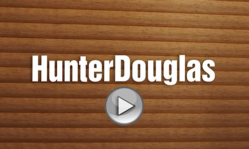 Hunter Douglas Video