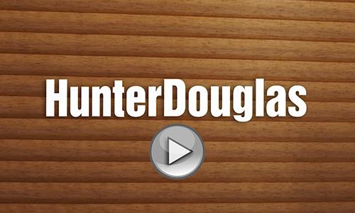 Hunter Douglas Video